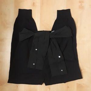 💥T Alexander Wang Sleeve Tie Waist Knit Pants💥